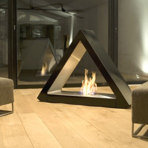 cheminee bioethanol a poser au sol pas cher. Black Bedroom Furniture Sets. Home Design Ideas