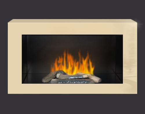 cheminee bio-ethanol alu 16/9