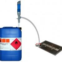 Pompe de remplissage électrique