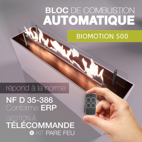 Totem Biomotion 500 (Automatique)